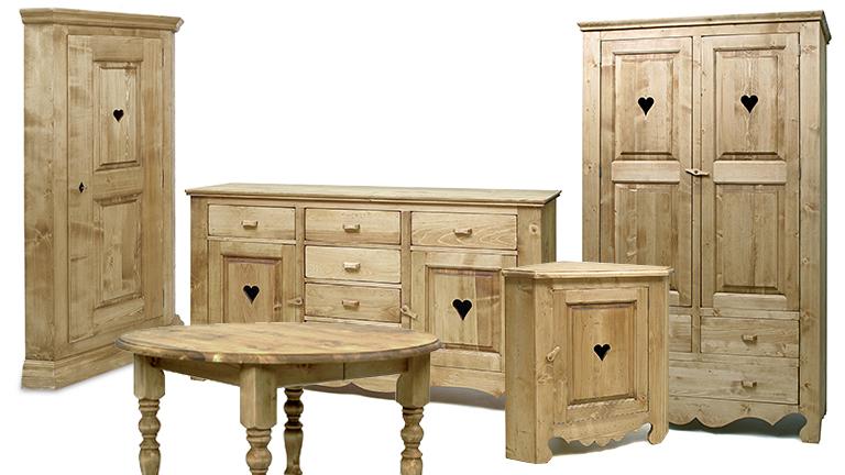Le blog mobiliermoss une collection de meubles en bois for Meuble grange