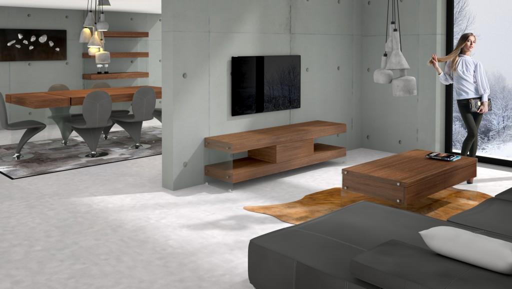 Le blog mobiliermoss gamme crystalline le mobilier verre joue la modernit for Ambiance salle a manger