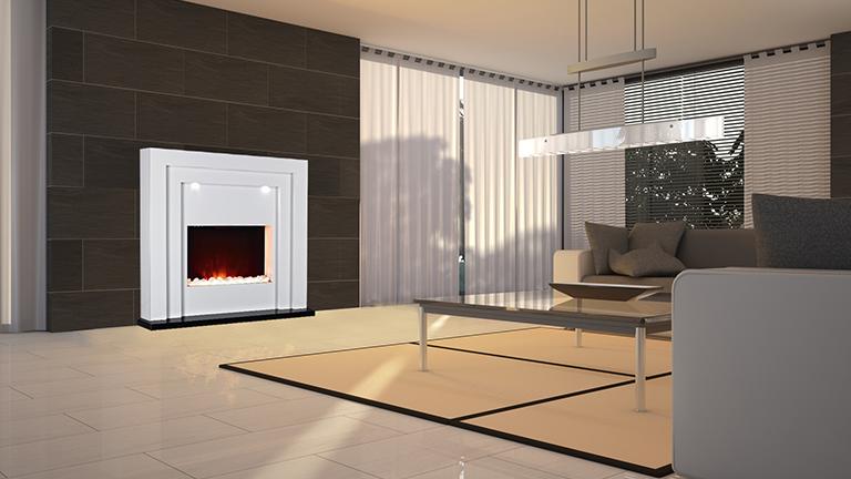 cheminee courchevel blanc mobiliermoss le blog mobilier moss. Black Bedroom Furniture Sets. Home Design Ideas