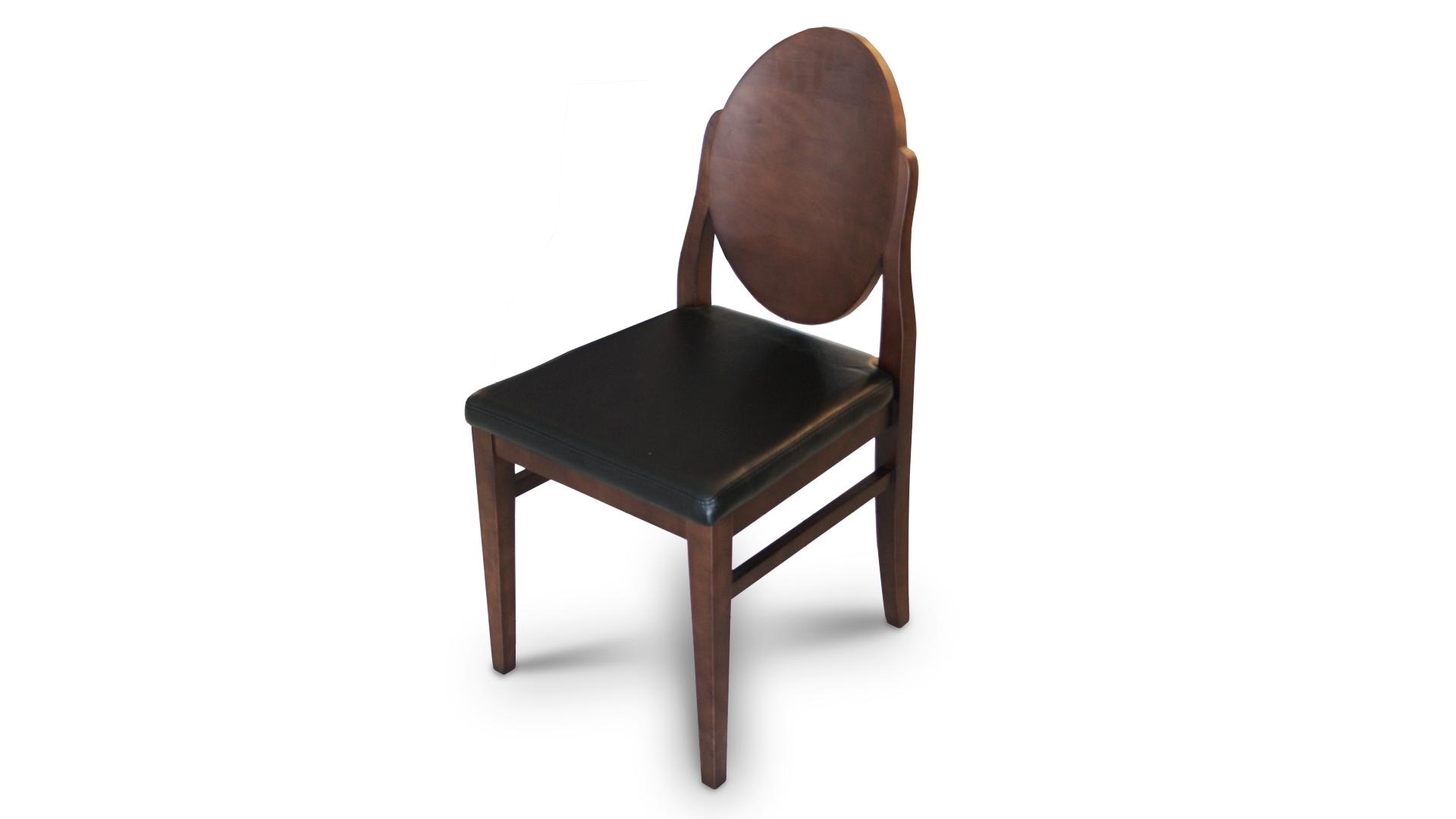 chaise medaillon bois dos viktor le blog mobilier moss. Black Bedroom Furniture Sets. Home Design Ideas