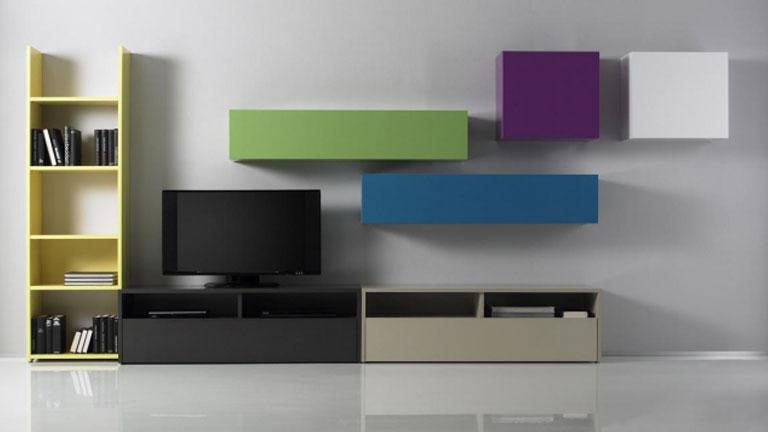 Le blog mobiliermoss meuble tv mode d emploi for Element meuble tv