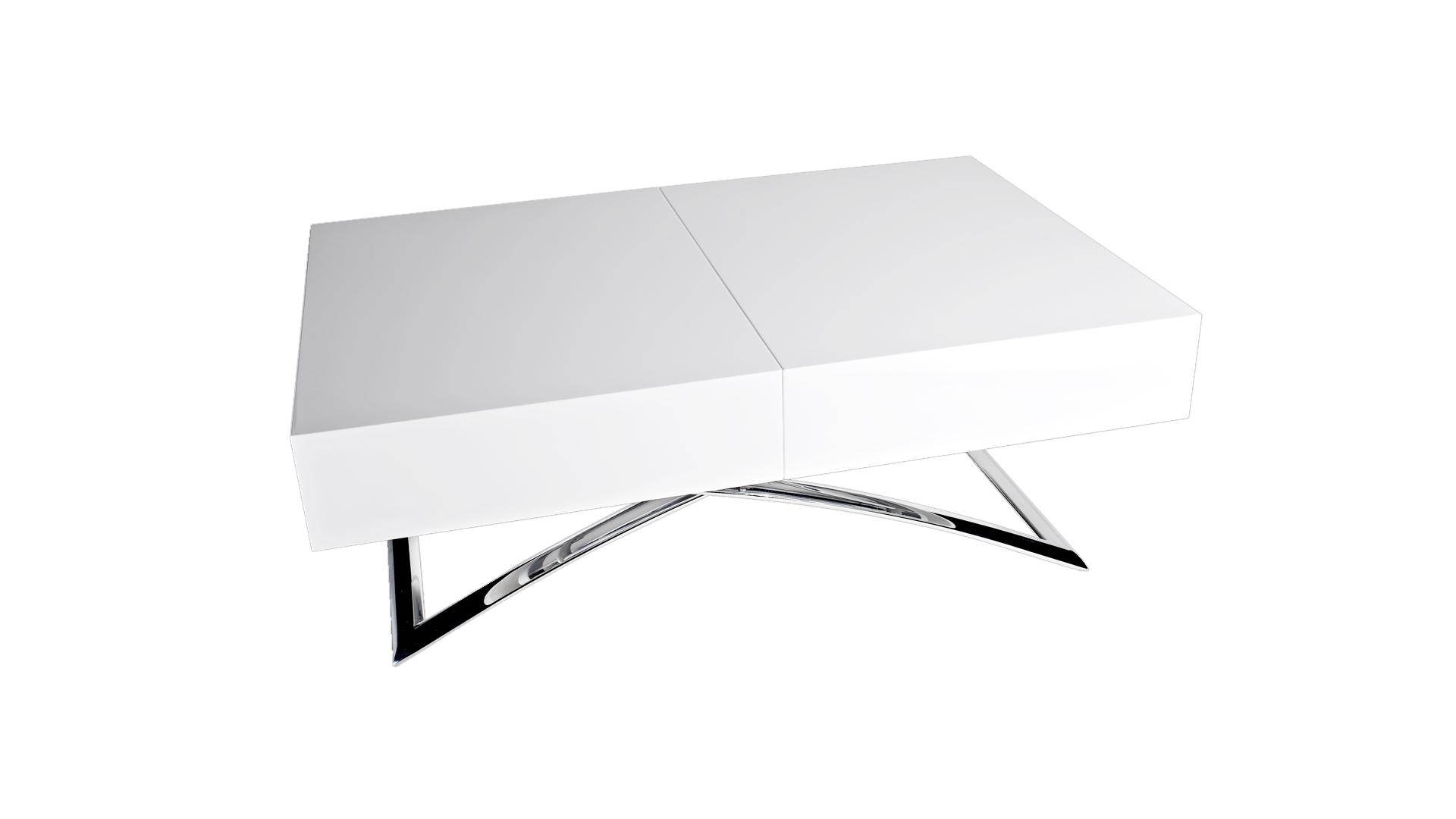 Le blog mobiliermoss zoom sur les bons plans des soldes - Table relevable blanche ...