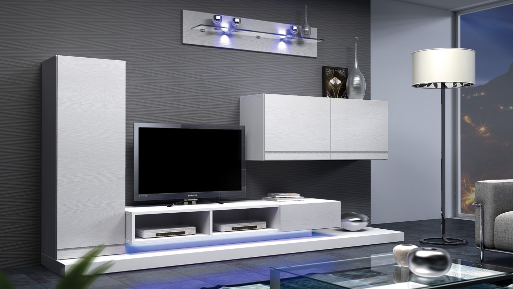 Le blog mobiliermoss mobilier suspendu la nouvelle for Meuble tv long blanc