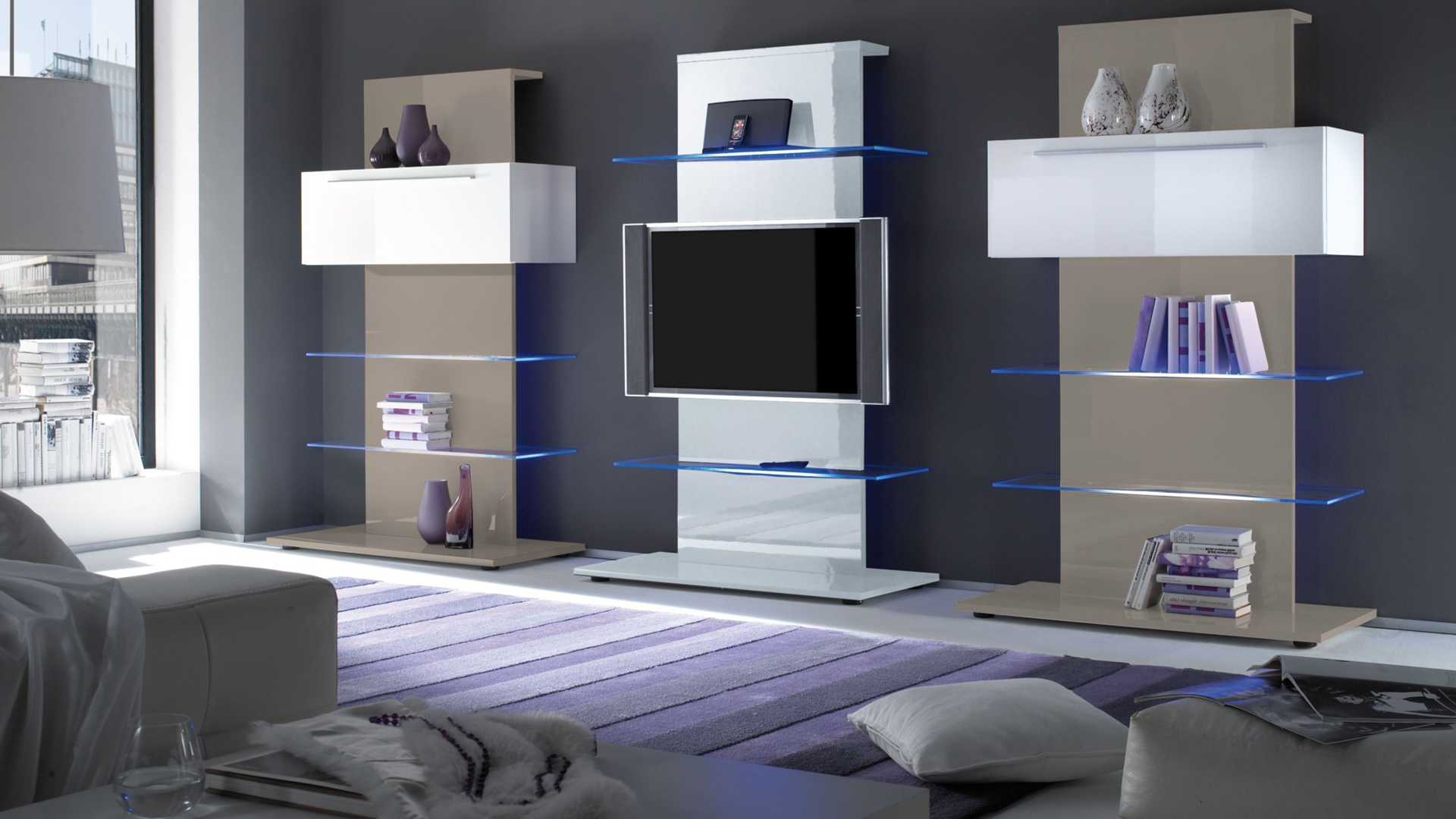 Le blog mobiliermoss mobilier suspendu la nouvelle for Meuble tv tendance