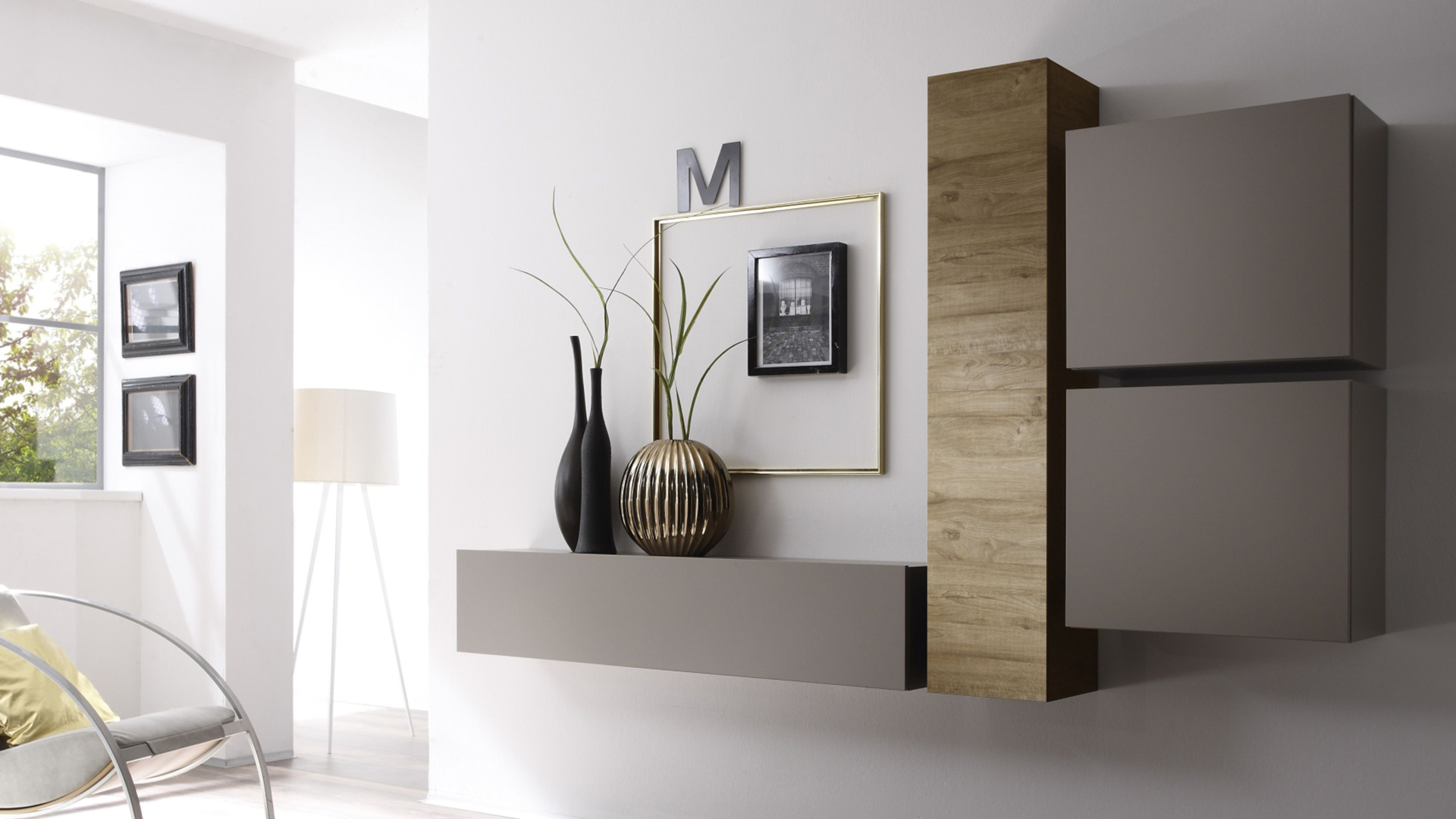 Ensemble Meuble Tv Bois Maison Design Wiblia Com # Meuble Tv Luminescence