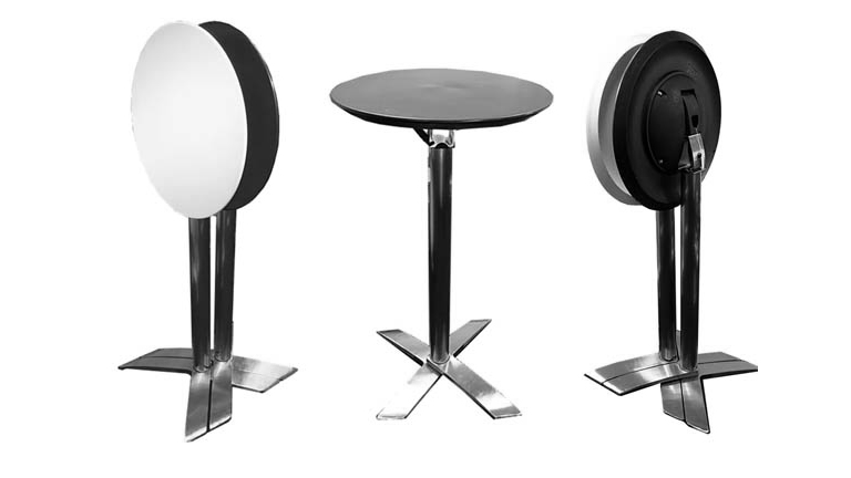 le blog mobiliermoss table haute de bar fanny grand pied. Black Bedroom Furniture Sets. Home Design Ideas