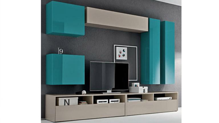 ensemble-elements-suspendus-carre-tv-et-long-ox-color-antharcite-ecru-turquoise-mobilier-moss