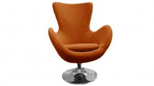 fauteuil-design-soft-orange-s5-mobiliermoss