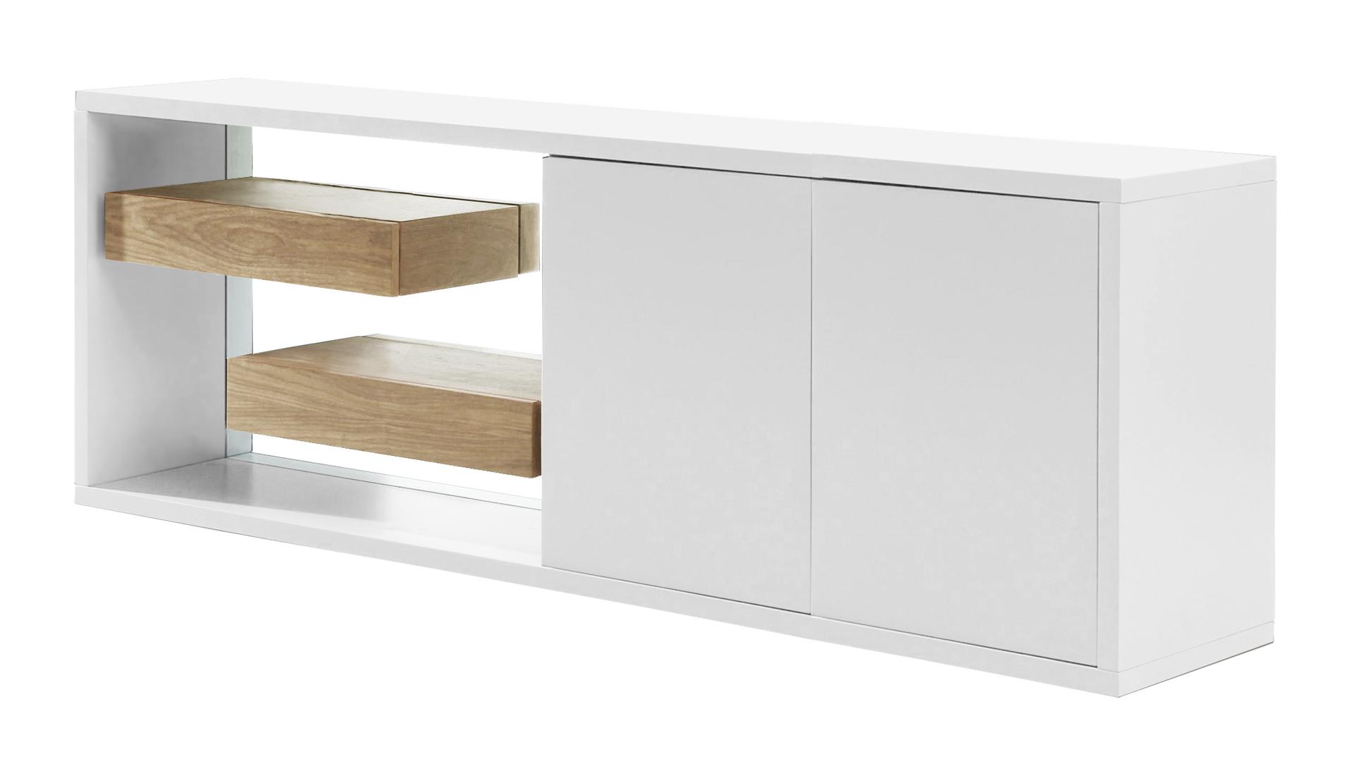 Le blog mobiliermoss une touche de blanc pour vos meubles for Buffet bois clair