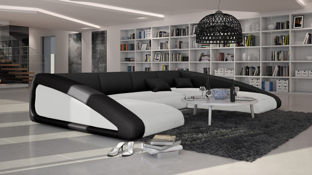 canape-angle-droit-panoramique-design-assise-blanc-dos-noir-mobiliermoss