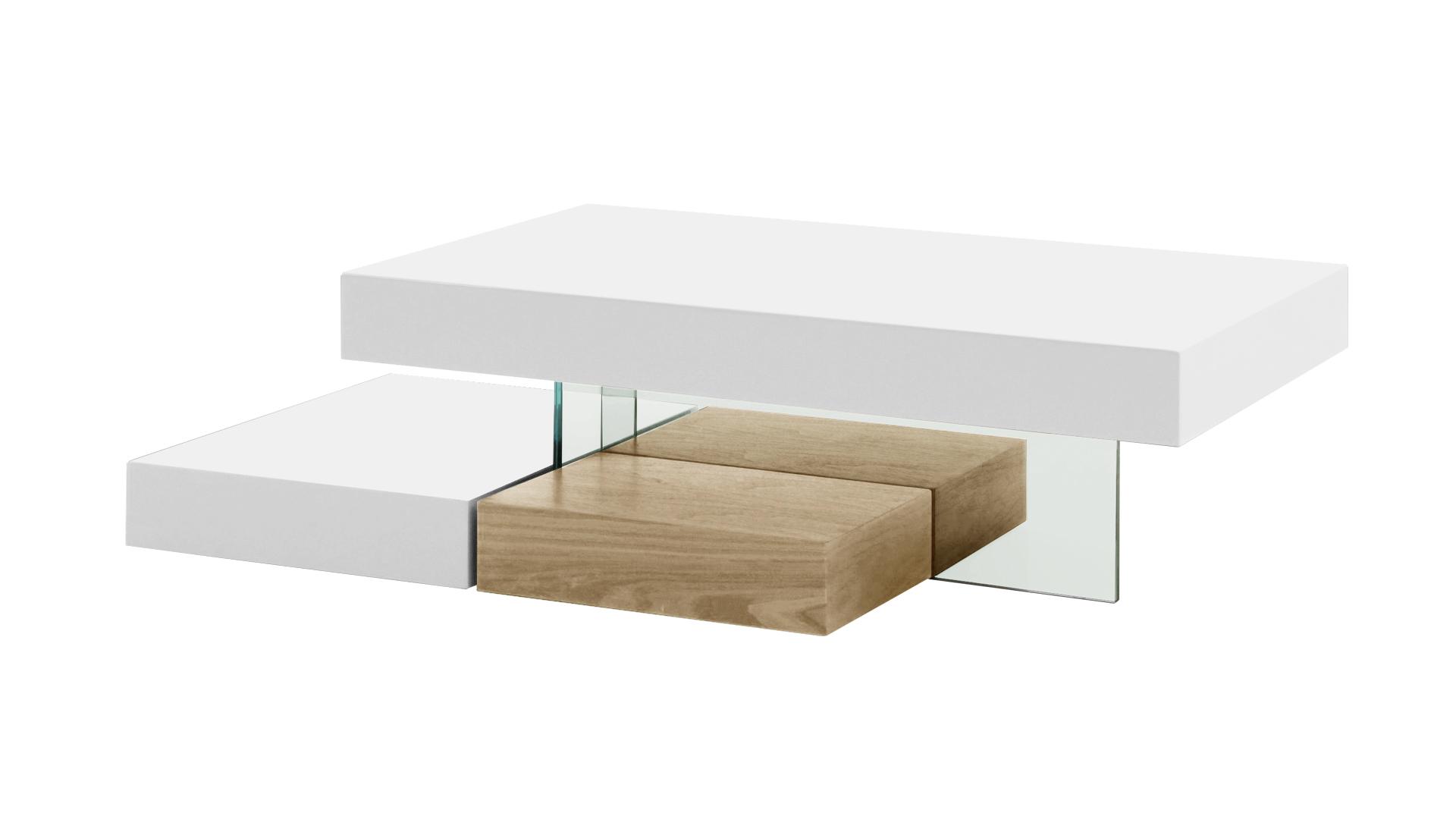 Mobilier Laque Contemporain Table Basse : Table basse laque mat friendly blanc mobiliermoss le