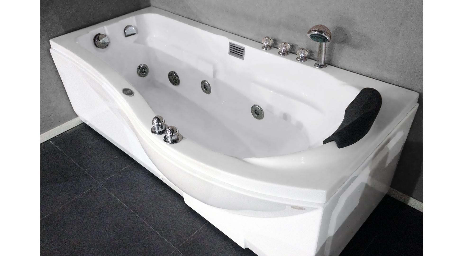 le blog mobiliermoss baignoire angle gauche massage. Black Bedroom Furniture Sets. Home Design Ideas