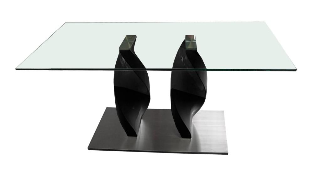 table-accarat-design-noire-2-verre