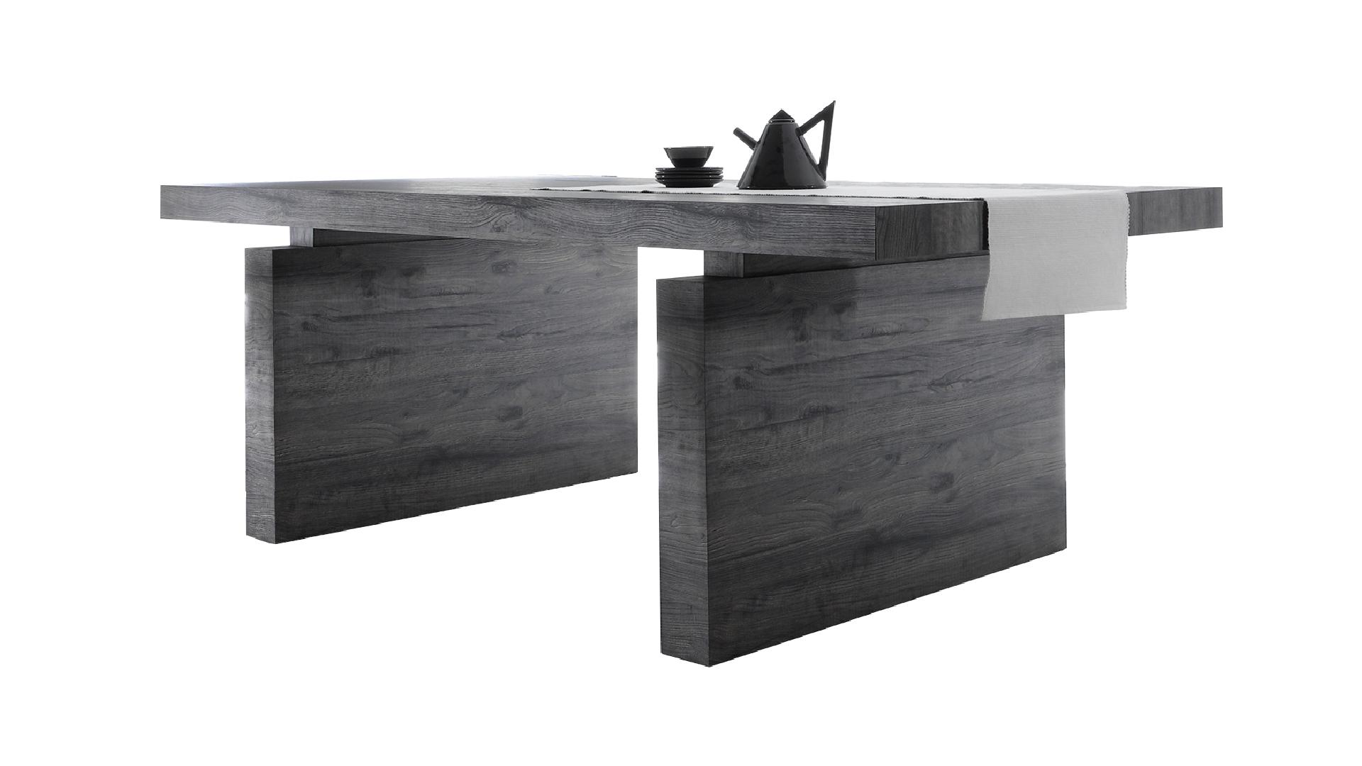 Le blog mobiliermoss galatik la nouvelle gamme for Table salle a manger tendance