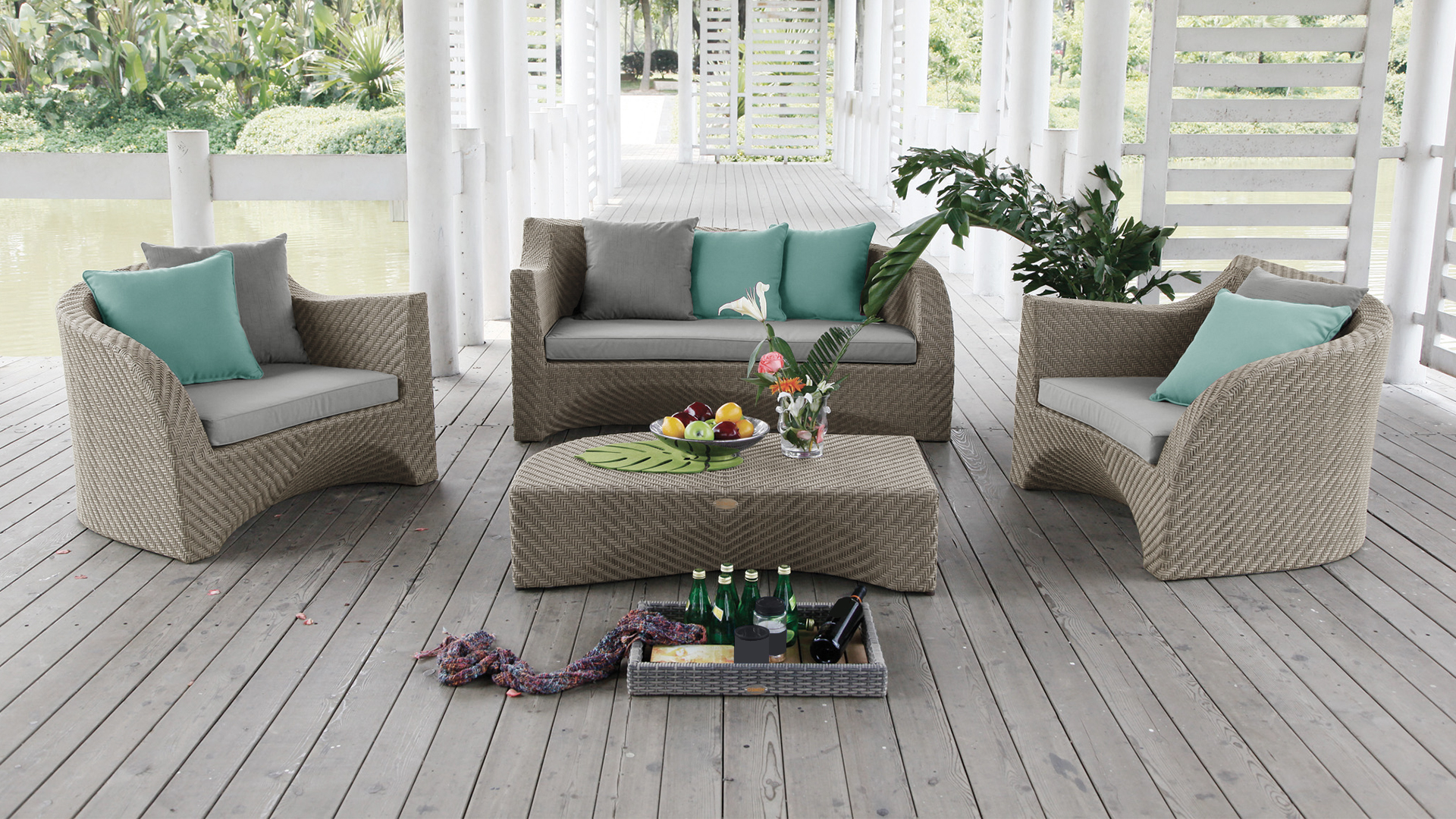 Le blog mobiliermoss c est le printemps le bon moment - Salon de jardin le bon coin ...