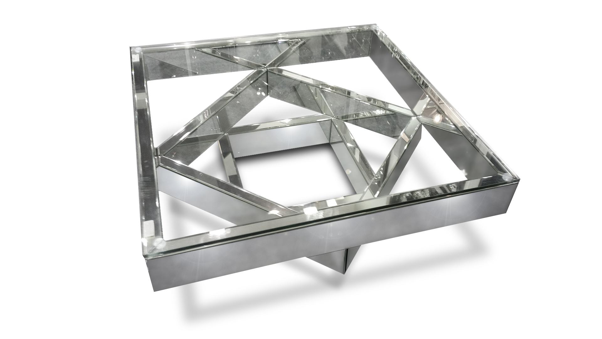 Grande table basse bois et verre - Faire une table basse avec des palettes ...