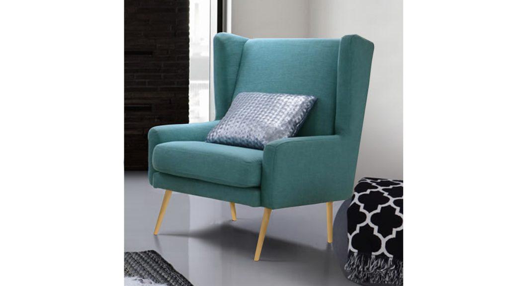 fauteuil-tissu-bleu-pieds-bois-clair-2-harstad-mobiliermoss