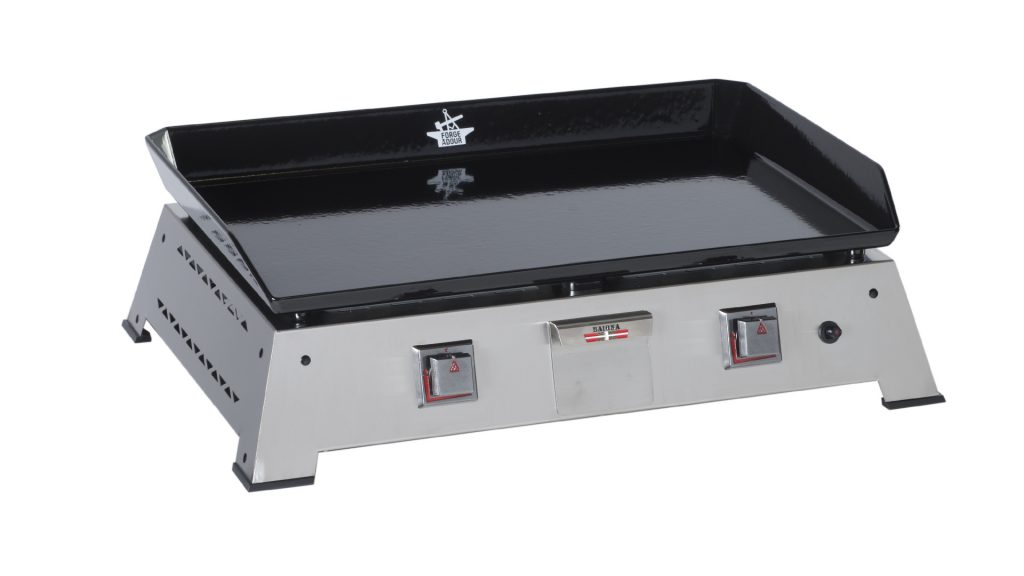 plancha-fonte-emaillee-forge-adour-chassis-inox-baiona-600-mobiliermoss
