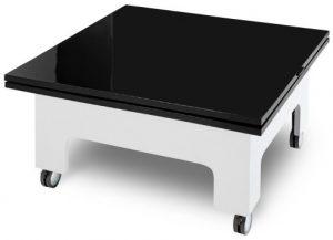 Table basse relevable - Zebra - MobilierMoss